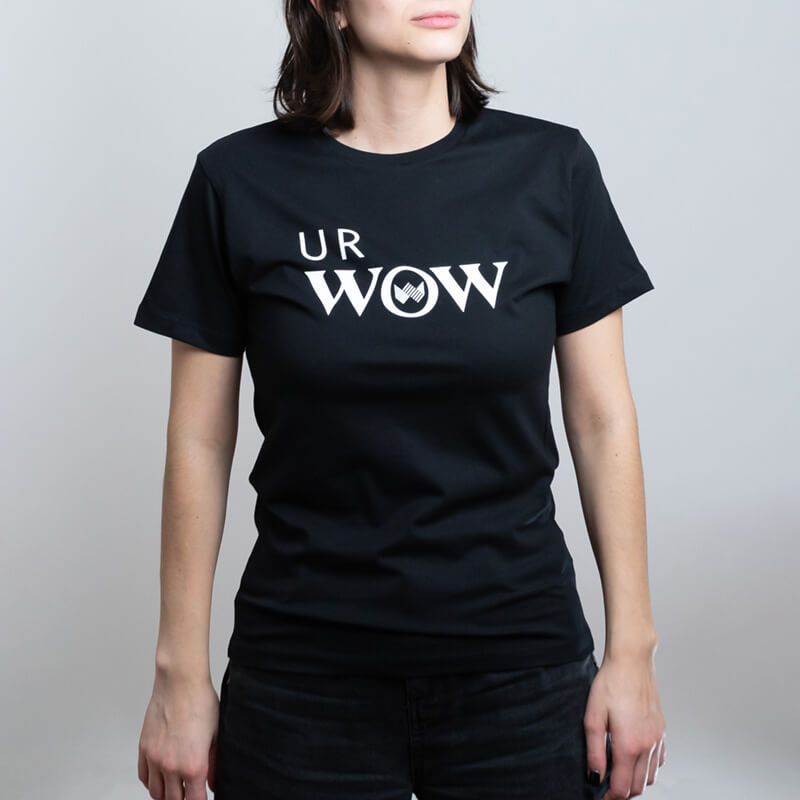 T-Shirt You Are WOW
