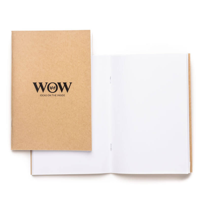 Caderno WOW Ideas on the Inside