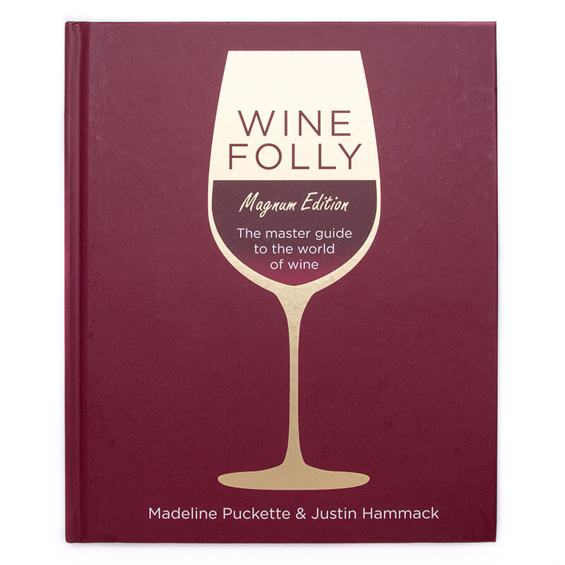 Livro Wine Folly: The Essential Guide To Wine
